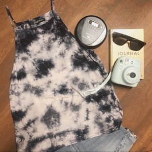 Tie dye Cotton:On Top | Size Small
